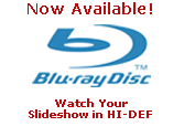 Slideshows on Hi-Def Blu-ray Disc